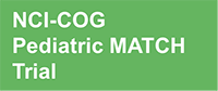 NCI-COG Pediatric MATCH Logo